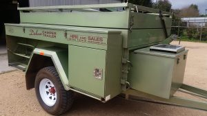 Quality Australian made camper trailers for hire